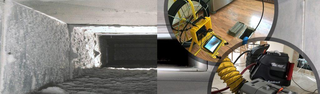 Air Duct Repair Allen TX